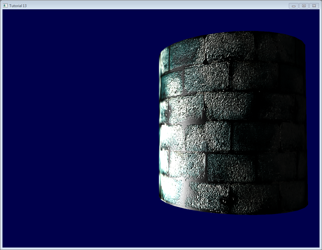 Tutorial 13 : Normal Mapping